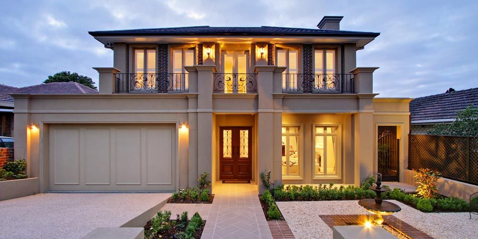 Luxury Home Builders Melbourne   Custom New Houses   RYCON Building ...