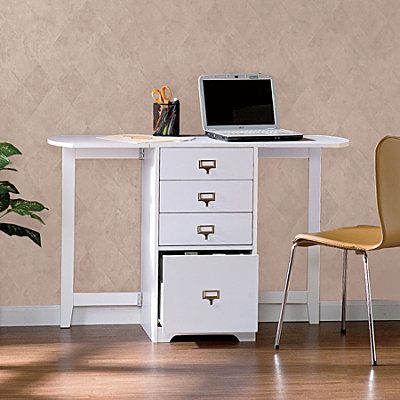 Fold Out Organizer Craft Desk 179 99 Home Office Ideas
