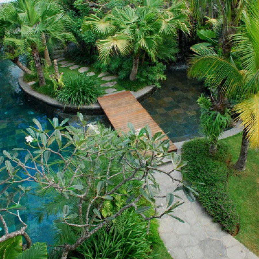 English Style Garden Ideas With Images Tropical Garden Design