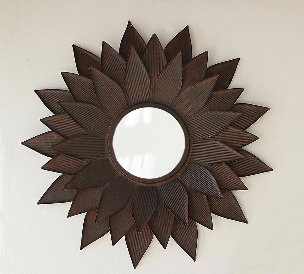 Pottery Barn Polaris: Brand-new Ideas About Sun Mirrors #DreamHome