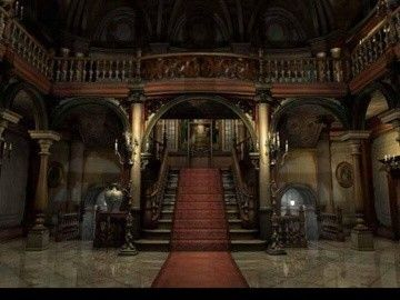 Interieur manoir regarder plus maison interieur et architecture gothique for Voir interieur de maison