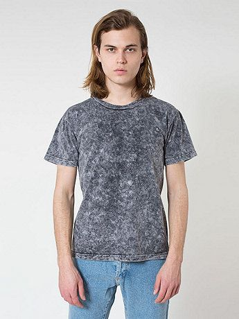 1810fe242 Acid Wash Short Sleeve Hammer T-Shirt | American Apparel | Acid wash ...