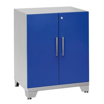 NewAge Products Performance Plus Series Two Door Base Cabinet