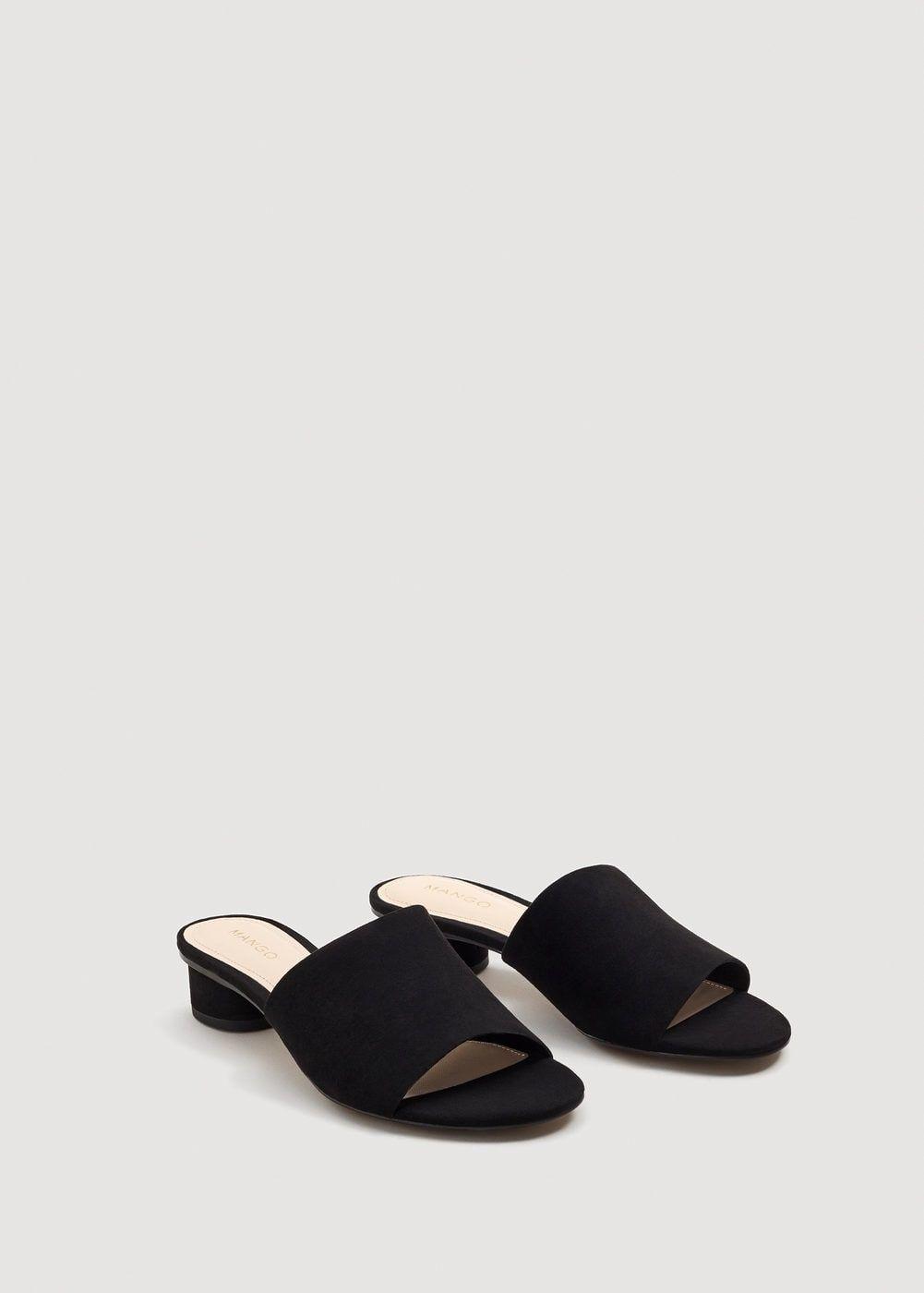 Zapatos WomenShoe Tacon Style Y TaconesSandalias Heel Mules OknP0w