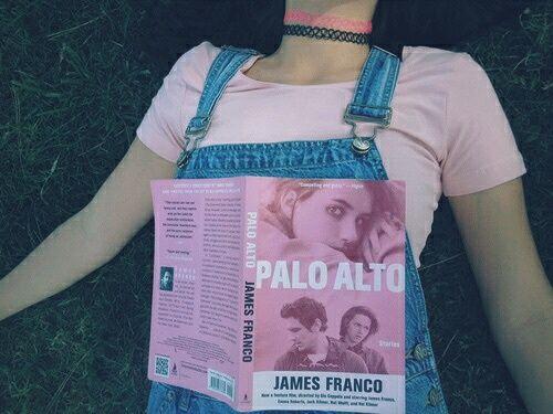 Imagen de pink, book, and grunge