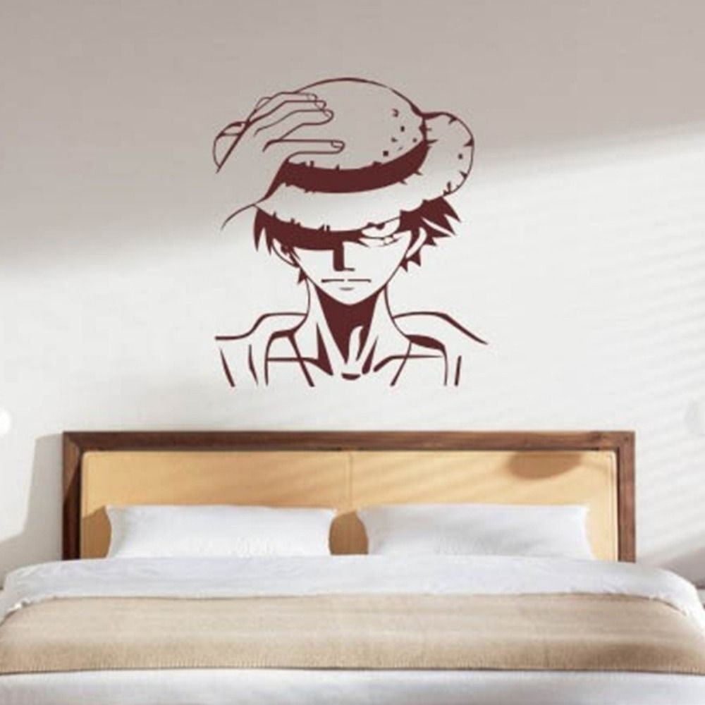 new Creative DIY wall art of wall stickers kids rooms Japanese