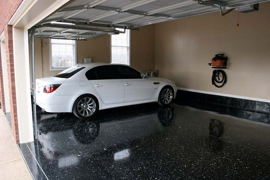 Garage Floor Paint Ideas The Best Way Choosing The Right Floor