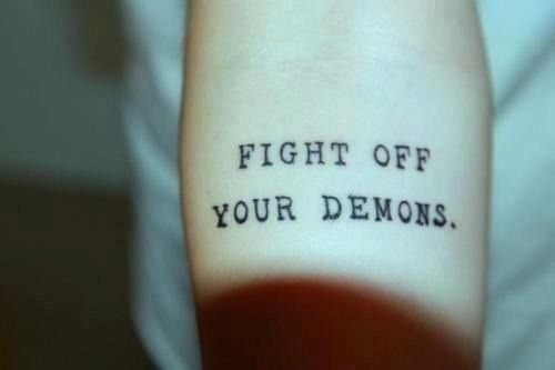 Pinterest: @cesia7171  Tumblr |  boho indie Grunge tattoo happiness bohemian fight unhappy