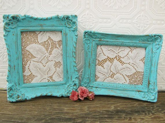 Tiffany Blue Bedroom Shabby