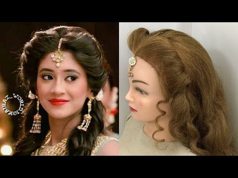 Easy Amp Beautiful Hairstyles For Wedding Or Function Youtube Easy And Beautiful Hairstyles Easy Hairstyles Hair Styles