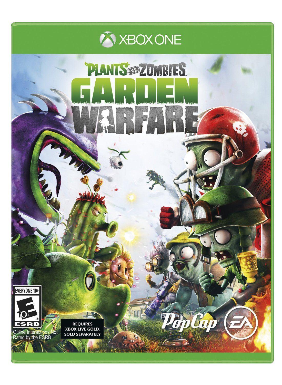 Plants Vs Zombies Garden Warfare Xbox One Games Juegos Xbox Ps4