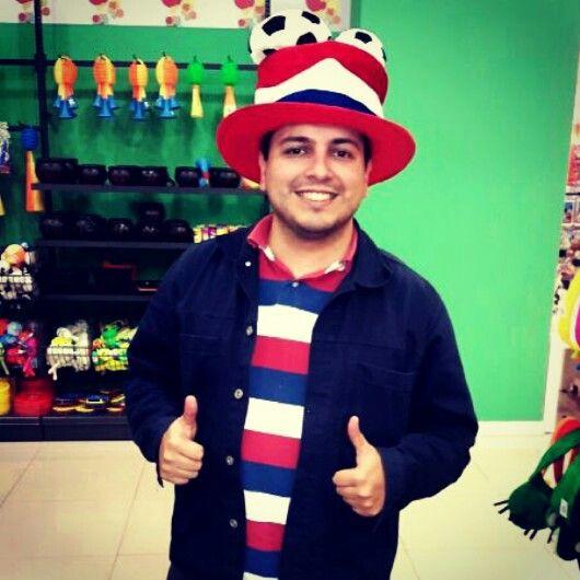 Ojalá Paraguay en el Mundial, será para Rusia 2018