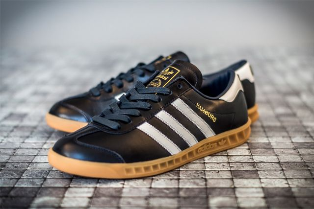 Adidas Hamburg Leather Made In Germany Pack Sneaker Freaker