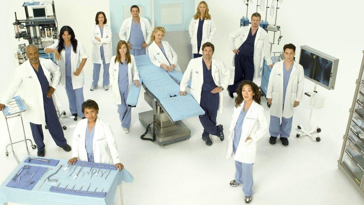 HDTV+Watch Grey\'s Anatomy Season 10 Episode 24 S10E24 : Fear (of the ...