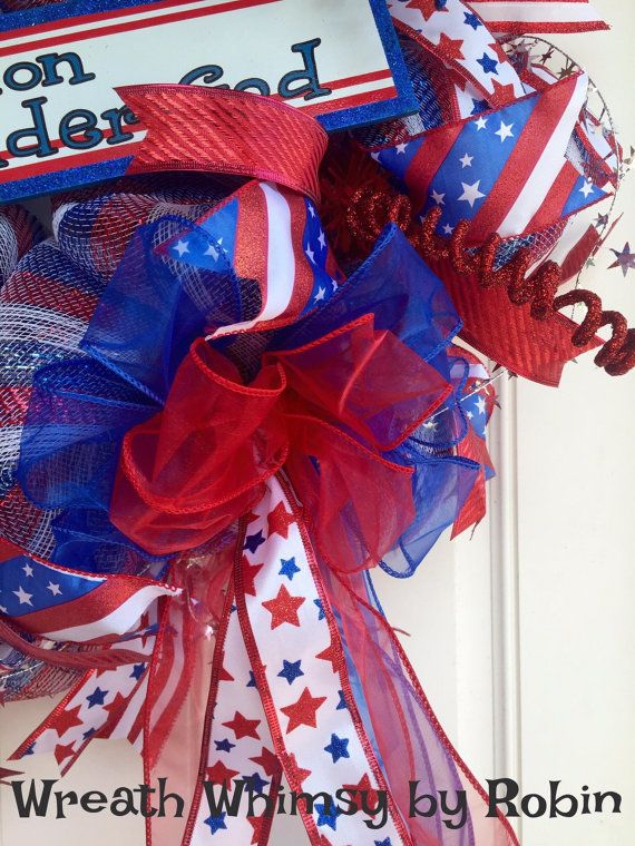 4 Th Of July Wreath Ideas