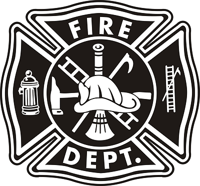 Firefighter Maltese Cross Vector Art Fire Department Maltese Cross Business Cards Firefighter Logo Cross Vector Maltese