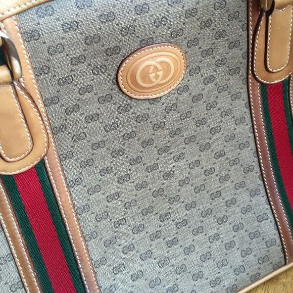 Gucci Vintage satchel additional pics See original listing for details Gucci Bags Satchels