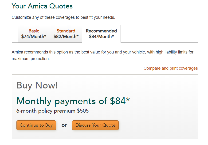 Amica Auto Insurance Review The Simple Dollar Insurancequotes