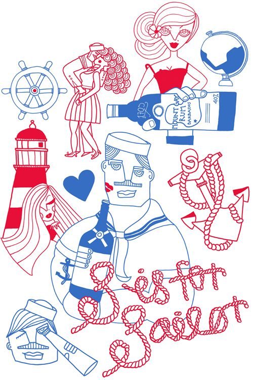 S is for Sailor