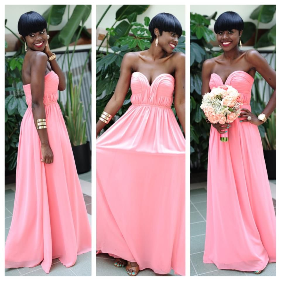 Beautiful bridesmaid dress possibly for a tropical wedding i beautiful bridesmaid dress possibly for a tropical wedding ombrellifo Gallery