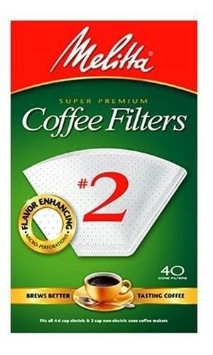Melitta 2 Cone White Coffee Filter 622704 >>> You can find more details by visiting the image link.