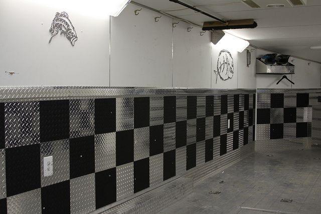 Unfinished Garage Ideas