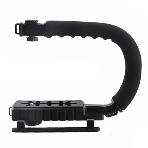 PRO Camera Camcorder Stabilizing Stabilizer Handle Grip for DSLR DV Video Black Sevenoak® http://www.amazon.co.uk/dp/B00GOMRVQE/ref=cm_sw_r_pi_dp_BWDrwb1FTH4ZZ
