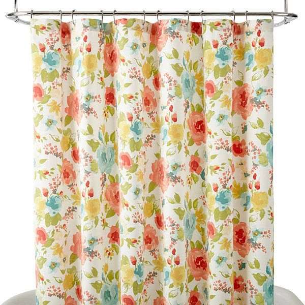 JCPenney HomeTM Posh Shower Curtain