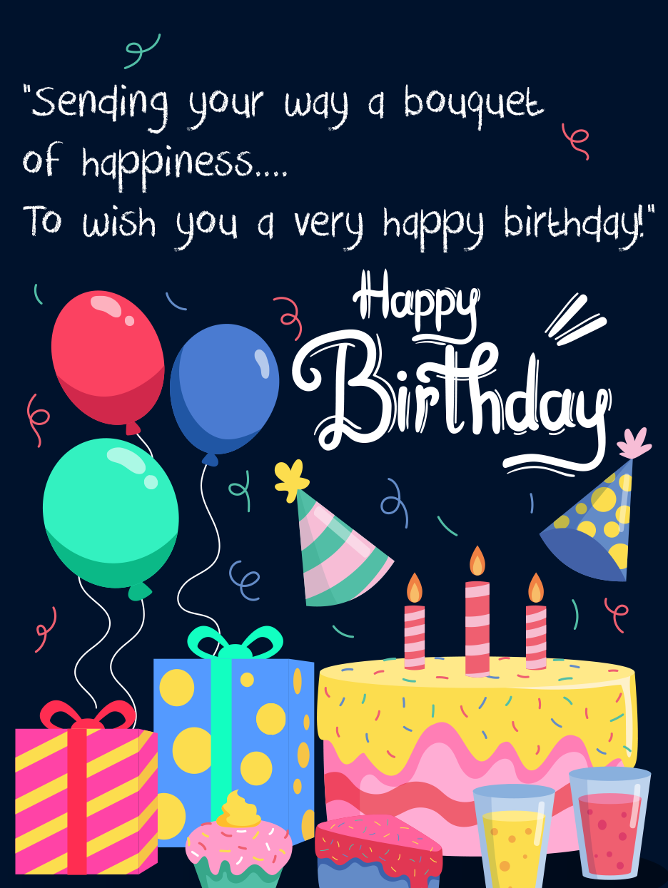 Fantastic Party Happy Birthday Newly Added Cards Birthday Greeting Cards By Davia Happy Birthday Wishes Cards Birthday Greetings Happy Birthday Cards