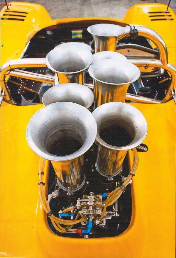 racecarsdirect.com (Race Cars For Sale) » McLaren M8E 1971 CanAm ...