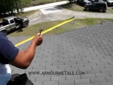 How To Measure And Install Multi Rib Metal Roofing Part 1 Metal Roof Modern Roofing Roof Architecture