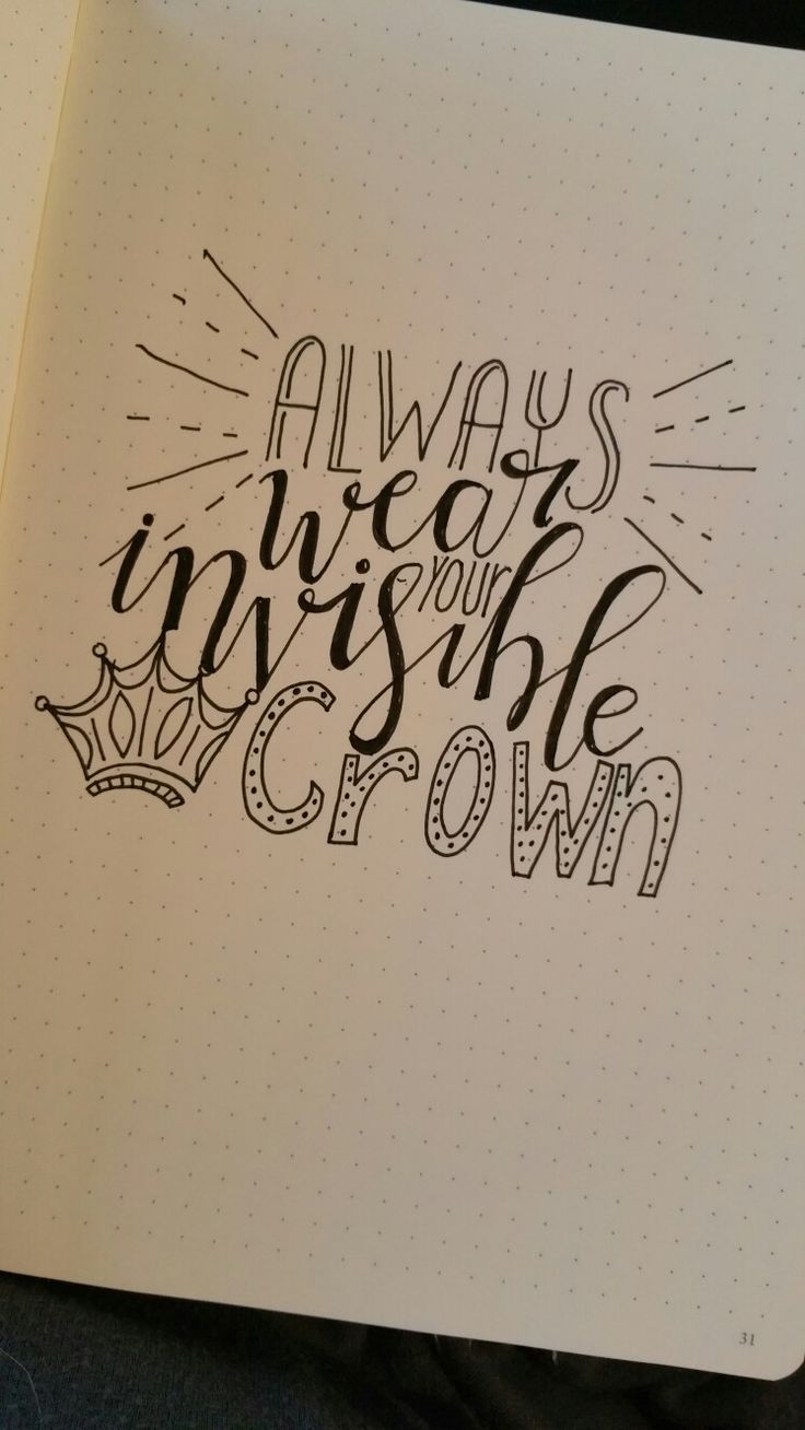 Handlettering by @Barbrusheson | Hand lettering quotes ...