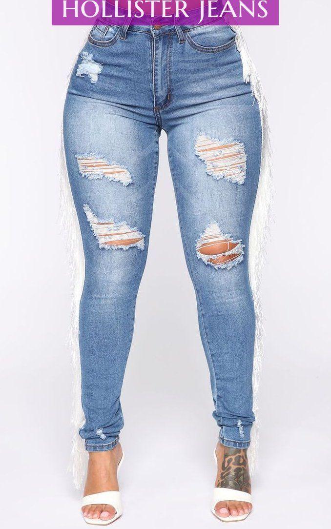 Giddy Up Girl High Rise Skinny Jeans - Medium Wash