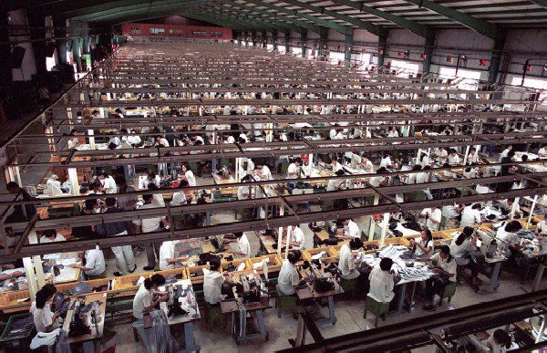 Image result for sweatshop[