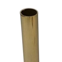 Classic Brass Tubing 040 6 Ft Length Brass Curtain Rods