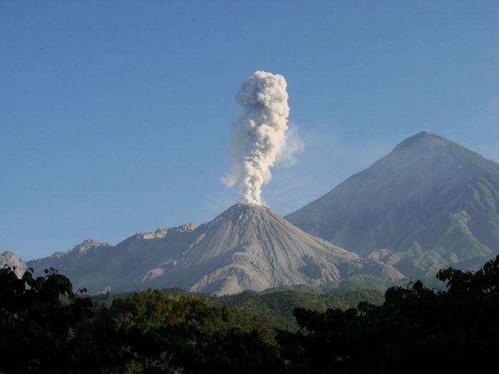 15 Most Dangerous Active Volcanoes in the World