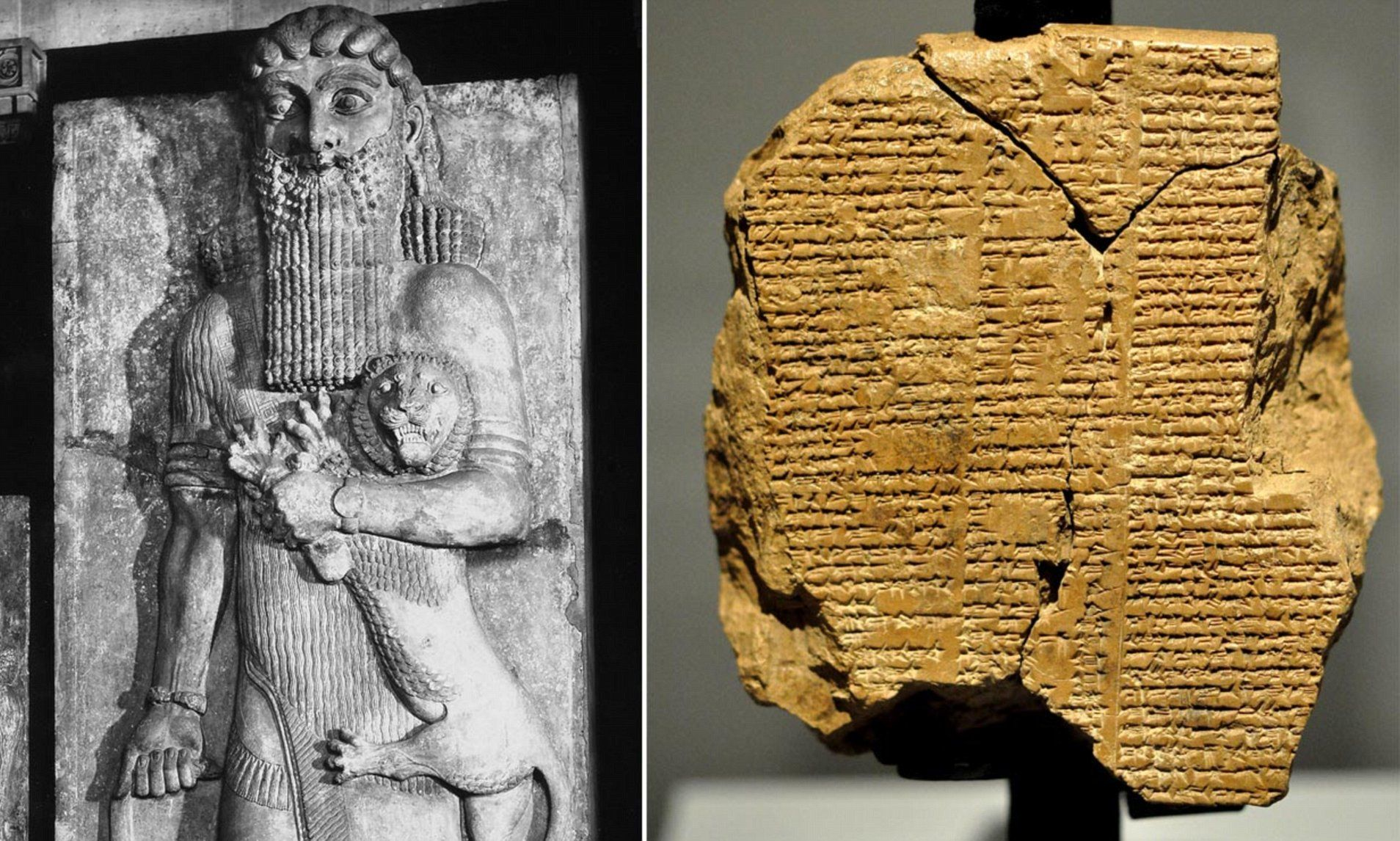 2 600 Year Old Clay Tablet Adds A New Chapter To The Epic