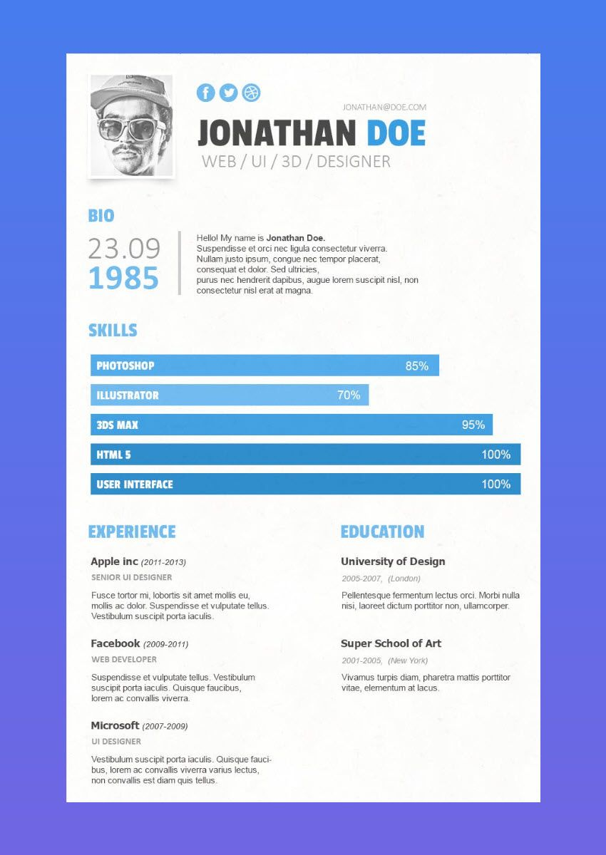 How to Make a Great Combination Format Resume With
