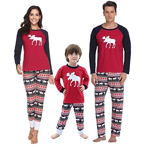 Hawiton Family Christmas Pajamas Set Xmas Matching PJ Dee... https    bdfcb901b