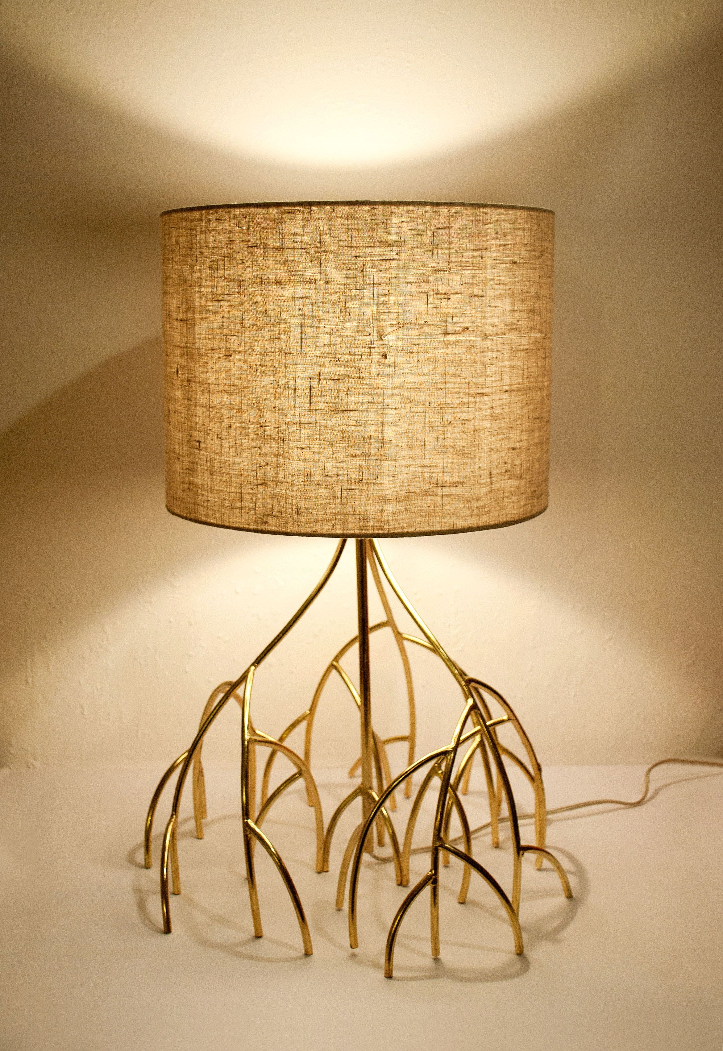 Lights & Mangrove Table Lamp Mangrove Lamp Last yearu0027s interior project for ... azcodes.com