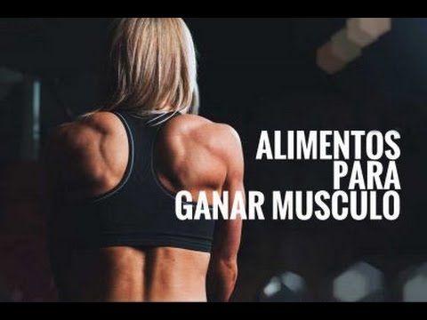 Los MEJORES 17 Alimentos Para Aumentar Masa Muscular - FullMusculo