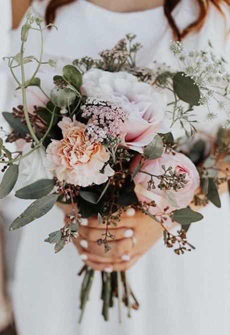 Brautstrauß für den Winter #flowerbouquetwedding