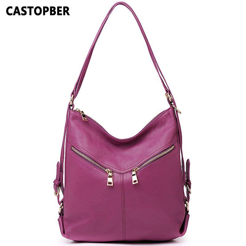 Fashion Designer Bags For Women Cowhide Leather Handbag 100% Genuine  Leather Bag Shoulder Bags Handbags Ladies Famous Brands 7f58720dcb5ab
