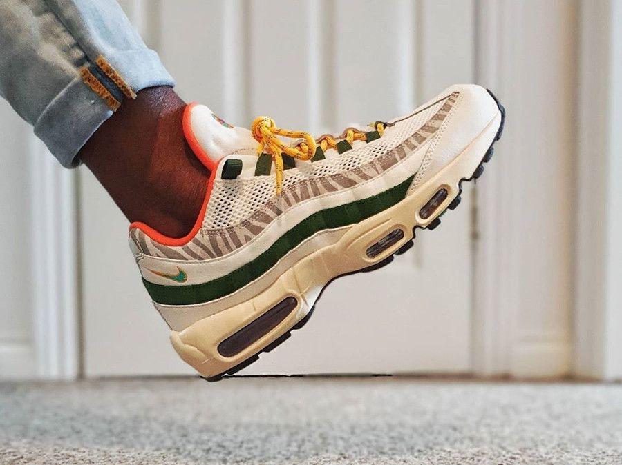 que vaut Nike Air Max 95 QS Era Safari