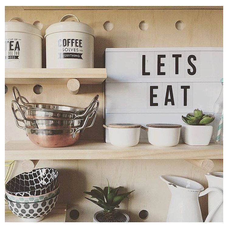 regram from nicbeltane featuring the kmart canisters balti dishes light box and faux on kitchen ideas kmart id=89441