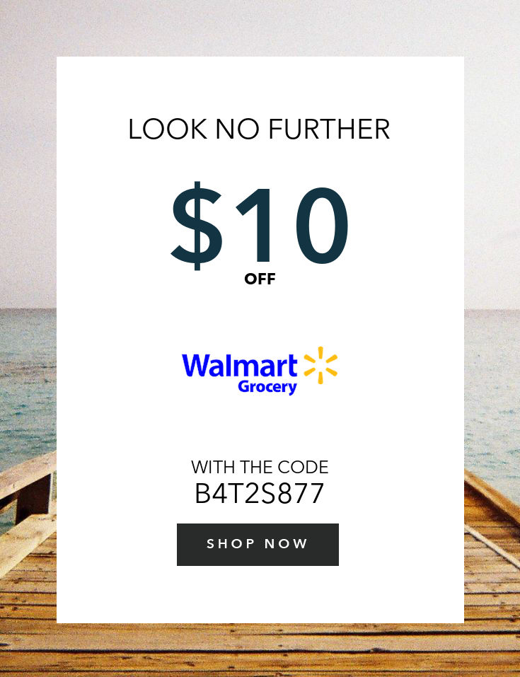 walmart grocery pickup promo code 2018