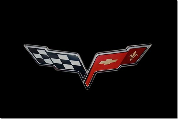 chevrolet racing logo. to kick off the countdown debut chevrolet debuted new crossed flags logo racing