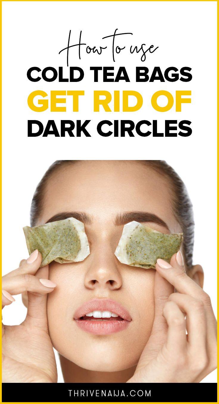 How to get rid of dark circles at home dark circles