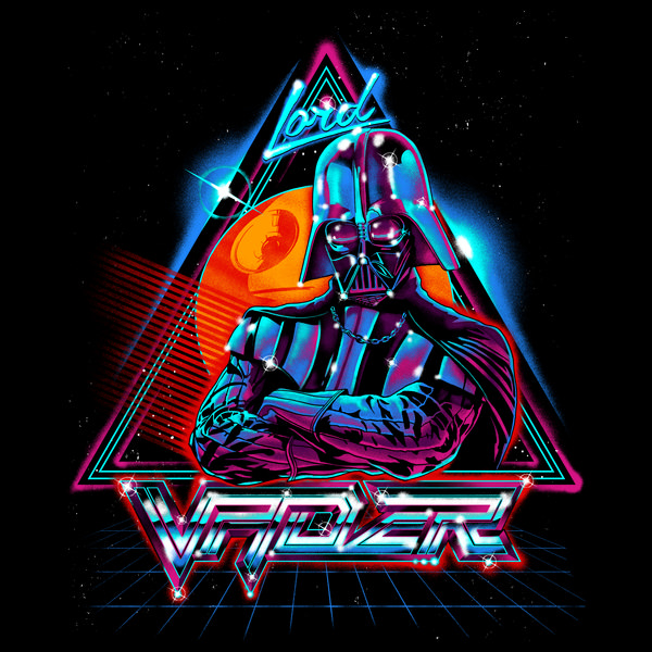 Epic Art by Rocky Davies in 2020 Darth vader pictures