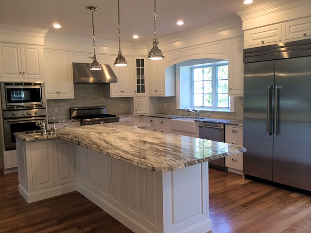 Winchester MA Kitchen by Carole Kitchen u0026